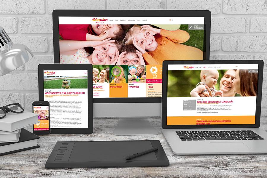 Minihaus m nchen machwerk visuelle kommunikation for Minihaus anbieter